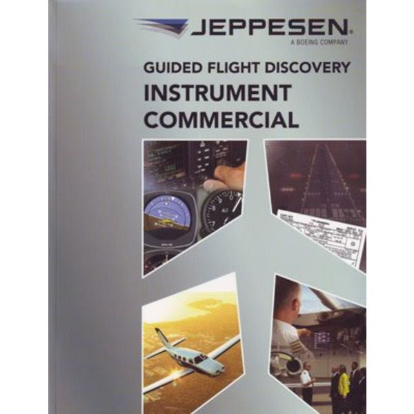 Jeppesen Instrument Commercial Manual softcover