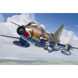 HobbyBoss HBOSS Su-17M4 Fitter K 1:48