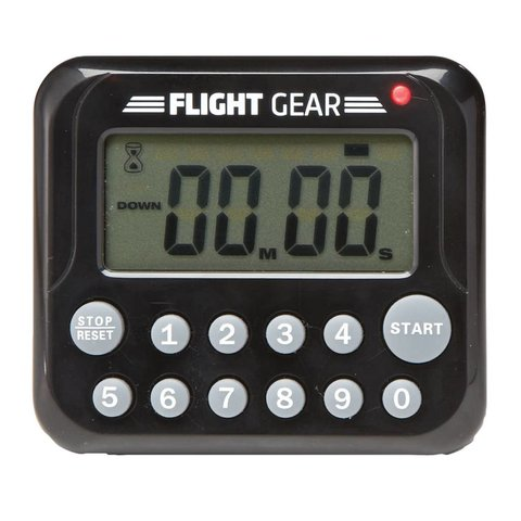 Flight Gear Timer