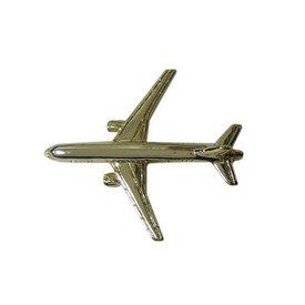 ACI Pin B777 Silver plate