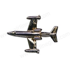 PIN LEAR JET GOLD