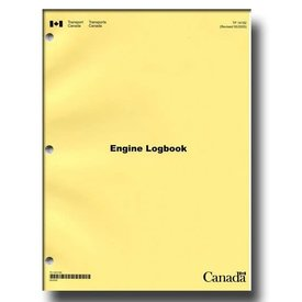 Transport Canada Aircraft Technical Log: Engine Log