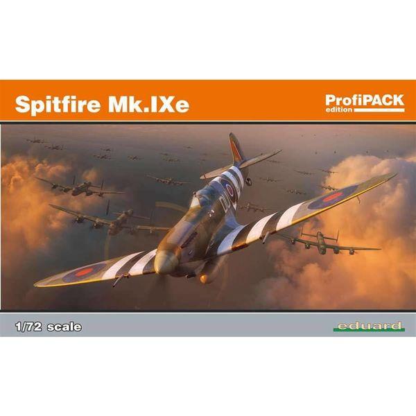 Eduard EDUAR Spitfire IXE Profipak 1:72 Kit New