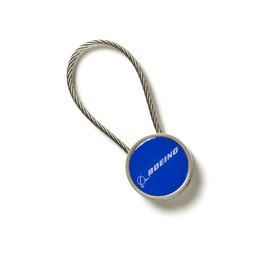 Boeing Store Key Chain Boeing Signature Cable