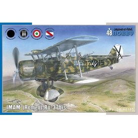 Special Hobby IMAM Ro37bis 1:48 [Ex-Classic Airframes ]