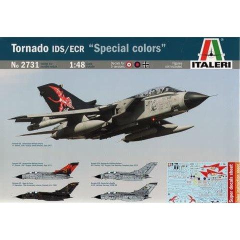 ITALE TORNADO IDS/ECR SPECIAL COLS 1:48