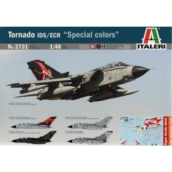 TORNADO IDS/ECR SPECIAL COLS 1:48 Kit