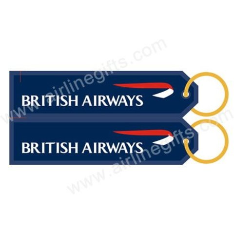 Key Chain British Airways