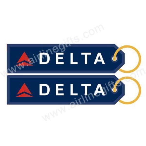 Key Chain Delta 2007 Livery