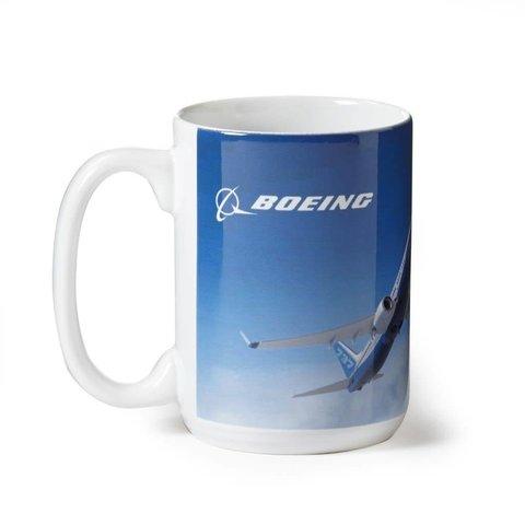 737 Sky Mug