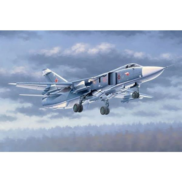 Trumpeter Model Kits TRUMP SU24M FENCER-D 1:48