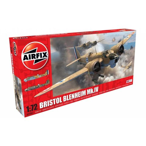 Blemheim IV RAF/Free French 1:72 New
