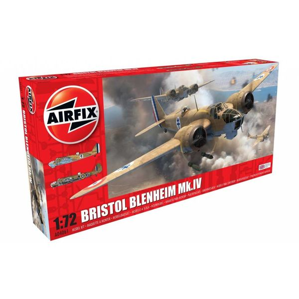 Airfix Blemheim IV RAF/Free French 1:72 New