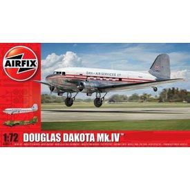 Airfix AIRFI C47 DAKOTA IV RAF G-AGKN,DANAIR G-AMSU 1:72