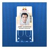 Badge Holder Vertical Rigid Plastic Double Card
