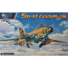 Kitty Hawk Models SU17/22UM-3K 1:48 SCALE KIT
