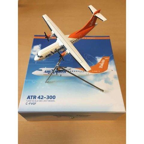 ATR42-300 Air North Yukon