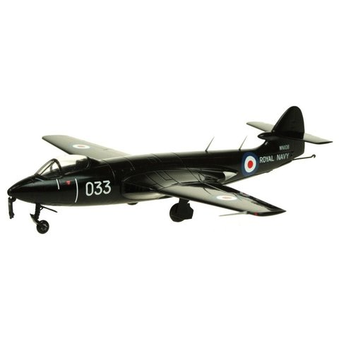 Sea Hawk FGA6 Royal Navy black Radar Test 1:72 ++SALE++