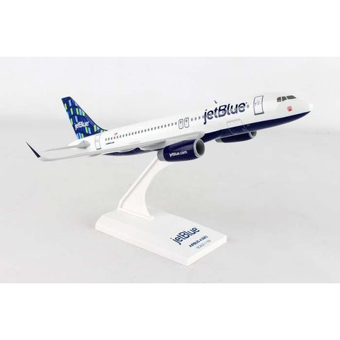 A320S Jetblue High Rise 1:150 with stand