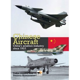 Hikoki Publications Chinese Aircraft: Chinese Aviation Industry Since 1951 hardcover