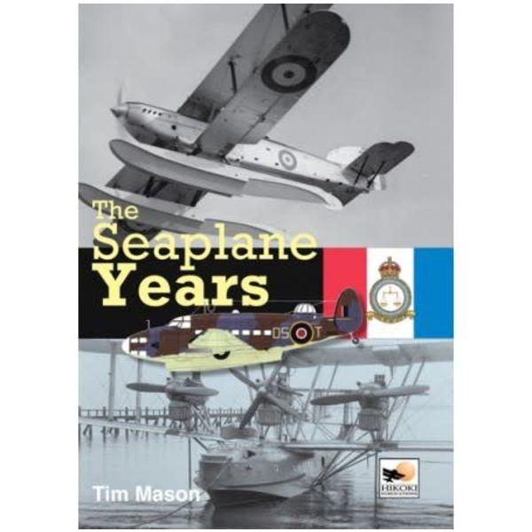Hikoki Publications Seaplane Years (British Experimental Aircraft) hardcover