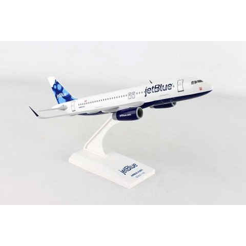 A320S Jetblue Blueberries 1:150 with stand
