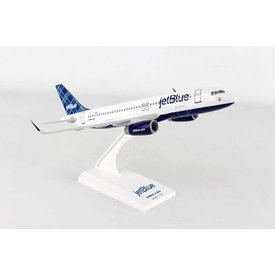 SkyMarks A320 Jetblue Tartan 1:150 with stand (no gear)