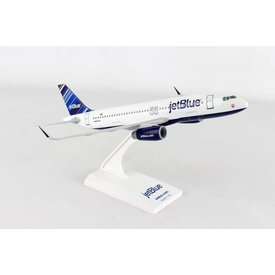 SkyMarks A320S Jetblue Barcode 1:150 with stand