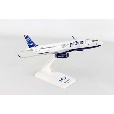 A320S Jetblue Barcode 1:150 with stand
