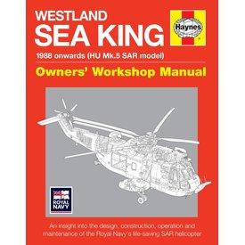 Haynes Publishing Westland Sea King: HU5 SAR: Owner's Hardcover