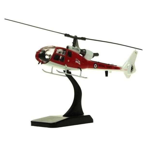 AV72 Gazelle HT2 Royal Navy FONA Flag Officer Naval Aviation ZB647 VL 1:72 with stand+NSI+