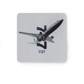 Boeing Store 737 X-Ray Graphic Sticker
