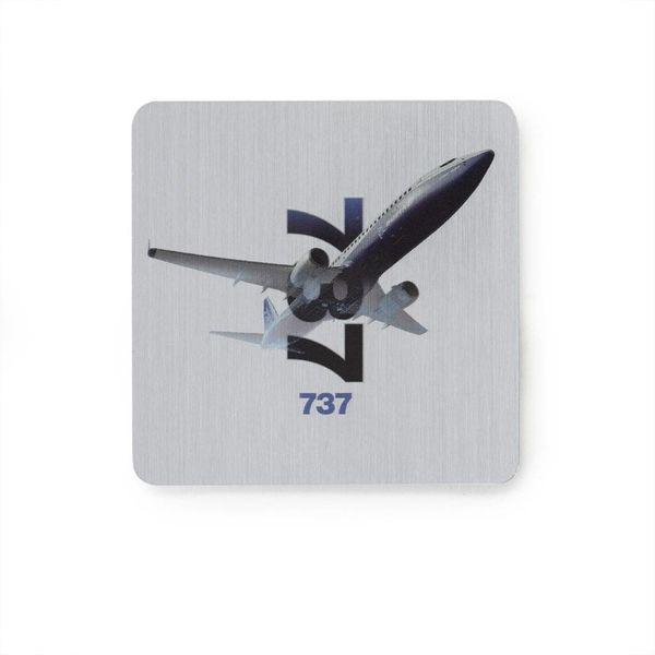 Boeing Store 737 X-Ray Graphic Sticker
