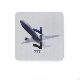 Boeing Store 777 X-Ray Graphic Sticker