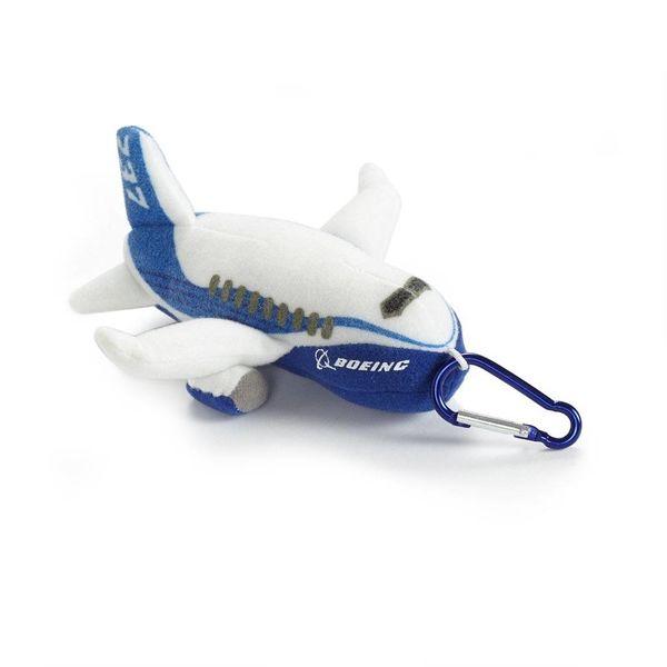 Boeing Store KEYCHAIN BOEING 737 PUDGY SOFT