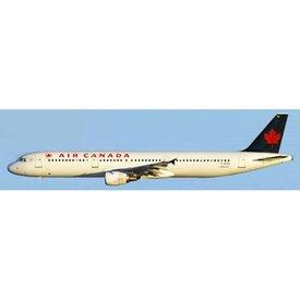 AeroClassics A321 Air Canada 1993 Green tail livery C-GITU 1:400