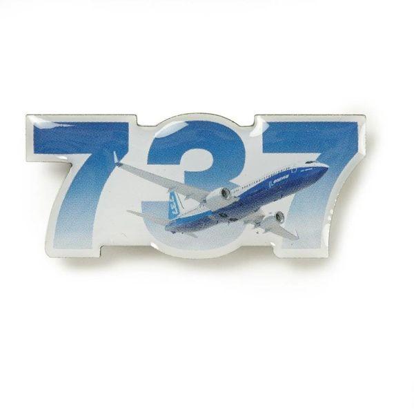 Boeing Store Pin Boeing Sky B737