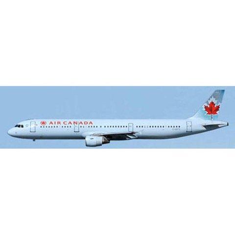 A321 Air Canada 2004 blue livery C-GITY 1:400