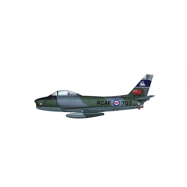 Hobby Master SABRE MK.6 434 SQN BLUENOSERS RCAF1:72