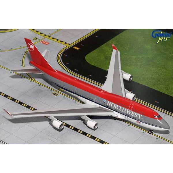 Gemini Jets B747-400 NORTHWEST NC89 BS 1:200