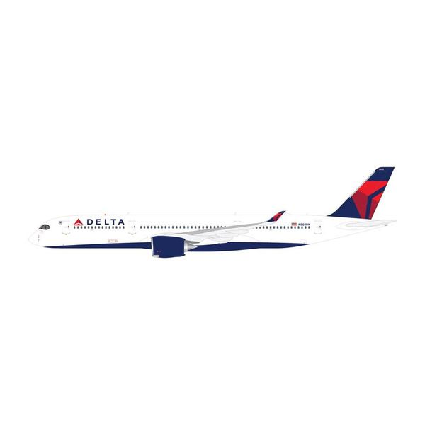 Gemini Jets A350-900 Delta 2007 livery N502DN 1:400 (2nd)