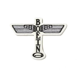 Boeing Store PATCH BOEING TOTEM HERITAGE