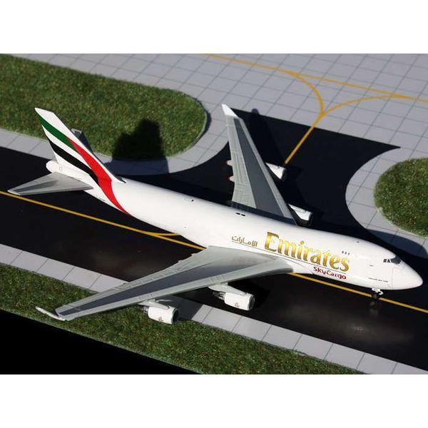 Gemini Jets B747-400F Emirates Sky Cargo 1:400