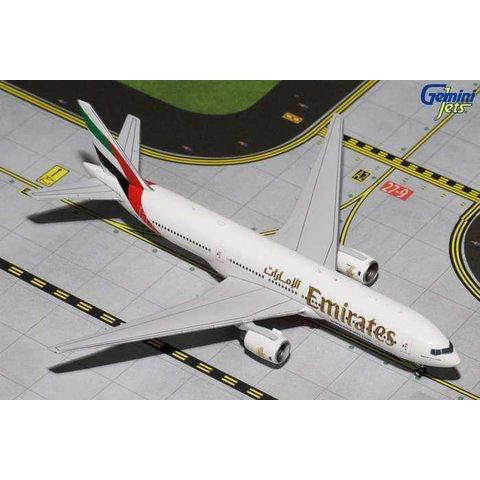 B777-200ER Emirates A6-EMI 1:400 (1st)