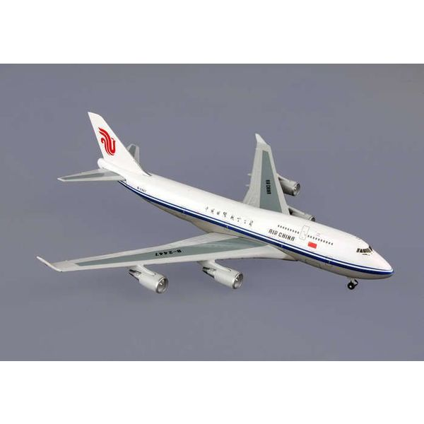 Gemini Jets B747-400 Air China 1:400