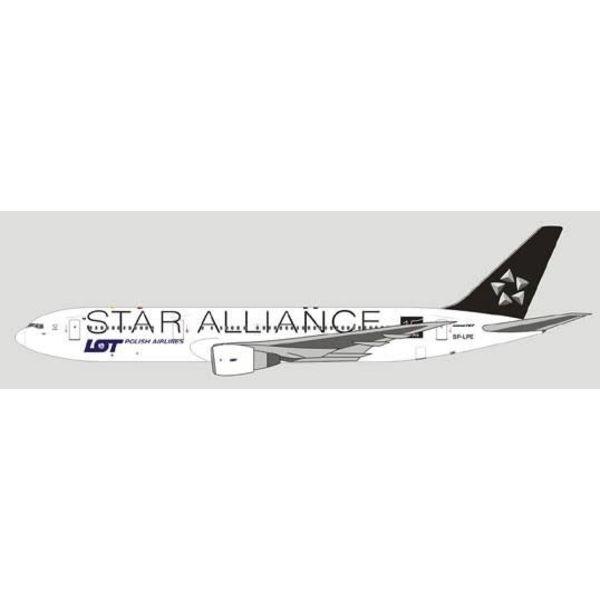 B767-300 LOT Star Alliance 1:400++SALE++