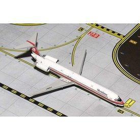 Gemini Jets MD80 Meriediana I-SMET 1:400
