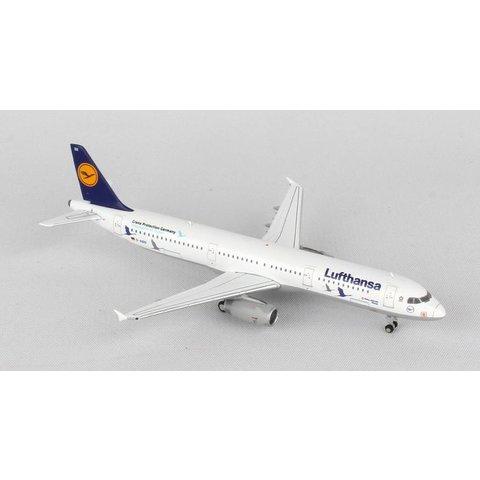 A321 Lufthansa Kranichschutz Deutchland D-AIRR 1:400