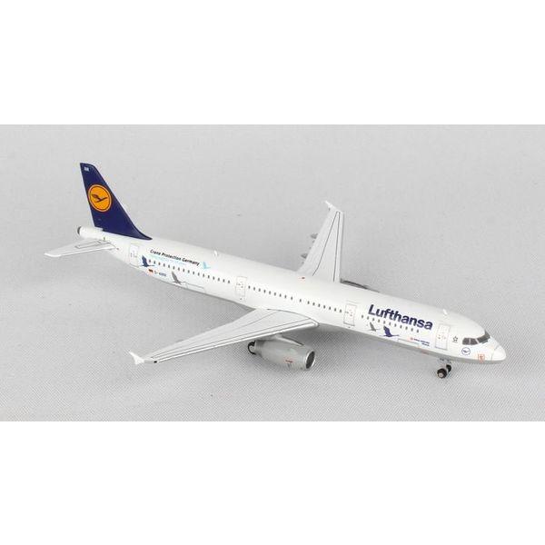 Gemini Jets A321 Lufthansa Kranichschutz Deutchland D-AIRR 1:400