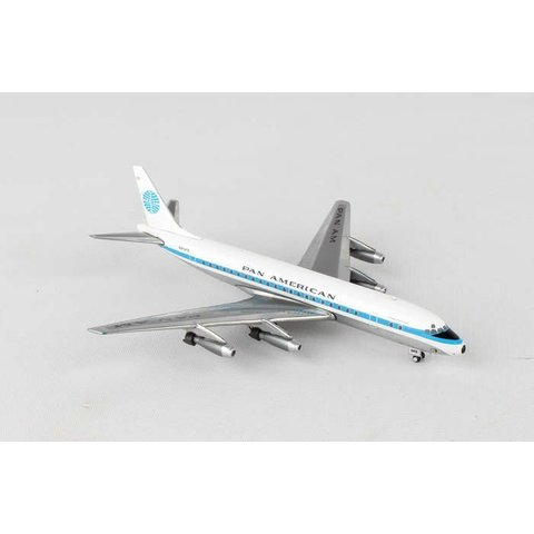 DC8-33 PAN AM GREAT REPUBLIC 1:400